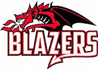 Baedfjord Blazers team badge