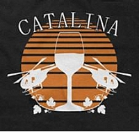 Catalina Wine Mixers team badge