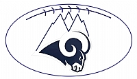 Erebor Rams team badge
