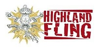 The Highland Flings team badge