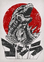 Kaijū Crushers team badge