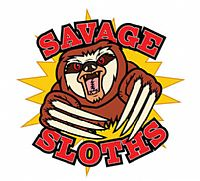 Savage Sloths team badge
